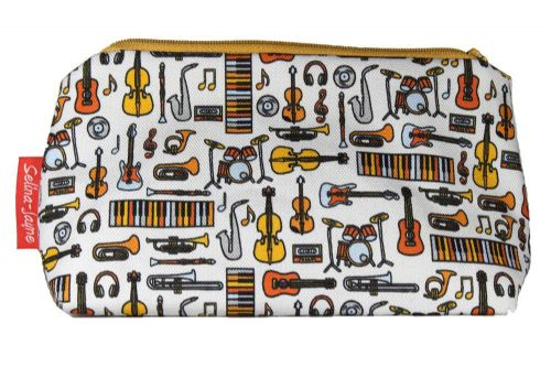 Selina-Jayne Music Limited Edition Designer Cosmetic Bag